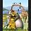 Thumbnail: 1681 - Quadro com moldura Madagascar