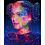 Thumbnail: 1130 - Quadro com moldura Star Wars - Leia