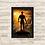 Thumbnail: 1374 - Quadro com moldura Homem Aranha