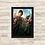 Thumbnail: 1662 - Quadro com moldura Como Treinar Seu Dragão