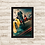 Thumbnail: 1591 - Quadro com moldura Need for Speed