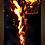 Thumbnail: 1361 - Quadro com moldura Motoqueiro Fantasma
