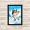 Thumbnail: 1655 - Quadro com moldura Balto