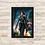 Thumbnail: 1345 - Quadro com moldura Vingadores