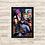 Thumbnail: 1169 - Quadro com moldura Batman