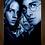 Thumbnail: 1424 - Quadro com moldura Harry Potter