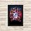 Thumbnail: 1140 - Quadro com moldura Vingadores - Guerra Infinita