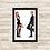 Thumbnail: 1586 - Quadro com moldura Sr. e Sra. Smith
