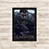 Thumbnail: 1762 - Quadro com moldura Gladiador