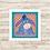 Thumbnail: 4080 - Quadro com moldura Ursinho Pooh - Bisonho