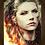 Thumbnail: 1730 - Quadro com moldura Vikings - Lagertha