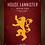Thumbnail: 1144 - Quadro com moldura Game of Thrones - House Lannister