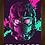 Thumbnail: 1106 - Quadro com moldura Guardiões da Galáxia - Starlord