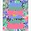 Thumbnail: 6120 - Quadro com moldura Coragem e Loucura