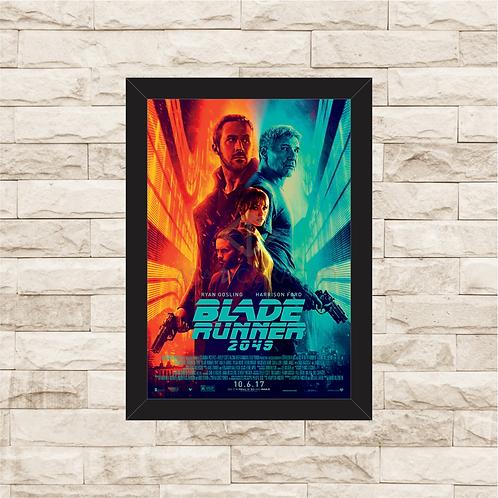 1315 - Quadro com moldura Blade Runner