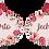 Thumbnail: 20065 - Aviso de porta - Floral Rosa