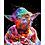 Thumbnail: 1114 - Quadro com moldura Star Wars - Yoda