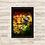 Thumbnail: 1821 - Quadro com moldura Counter-Strike