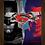 Thumbnail: 1406 - Quadro com moldura Batman vs Superman
