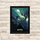 Thumbnail: 1214 - Quadro com moldura Harry Potter e o Prisioneiro de Azkaban
