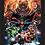 Thumbnail: 1011 - Quadro com moldura Liga da Justiça