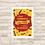 Thumbnail: 6063 - Quadro com moldura Bons Churrascos, Amigos e Lembranças