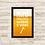 Thumbnail: 071 - Quadro para guardar dinheiro - Em Caso de Emergência Quebre o Vidro