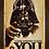 Thumbnail: 1015 - Quadro com moldura Star Wars - Darth Vader
