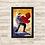 Thumbnail: 1118 - Quadro com moldura Superman