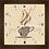 Thumbnail: 9008 - Relógio com moldura Hora do Café