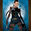Thumbnail: 1568 - Quadro com moldura Tomb Raider