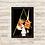 Thumbnail: 1501 - Quadro com moldura Laranja Mecânica