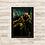 Thumbnail: 1370 - Quadro com moldura Homem de Ferro - Mandarin