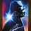 Thumbnail: 1703 - Quadro com moldura Star Wars - Darth Vader
