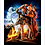 Thumbnail: 1479 - Quadro com moldura De Volta para o Futuro