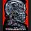 Thumbnail: 1260 - Quadro com moldura O Exterminador do Futuro