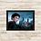 Thumbnail: 1042 - Quadro com moldura Harry Potter
