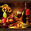 Thumbnail: 10021 - Bandeja Decorativa - Frutas e Vinho