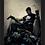 Thumbnail: 1256 - Quadro com moldura O Justiceiro
