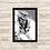 Thumbnail: 1416 - Quadro com moldura Star Wars - Stormtrooper