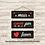 Thumbnail: 30094 - Placa Decorativa - Mais Amor Por Favor