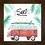 Thumbnail: 6018 - Quadro com moldura Kombi Surf