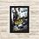 Thumbnail: 1489 - Quadro com moldura Brick Mansions