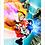 Thumbnail: 1212 - Quadro com moldura Naruto