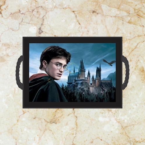 10042 - Bandeja Decorativa - Harry Potter