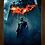 Thumbnail: 1395 - Quadro com moldura Batman