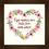Thumbnail: 6092 - Quadro com moldura Que Nunca nos Falte Flor nem Amor