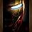 Thumbnail: 1044 - Quadro com moldura Homem de Ferro