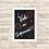 Thumbnail: 6368 - Quadro com moldura Vida me Surpreenda!