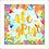 Thumbnail: 6169 - Quadro com moldura Alegria